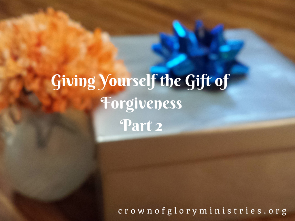 Giving Yourself the Gift Part2