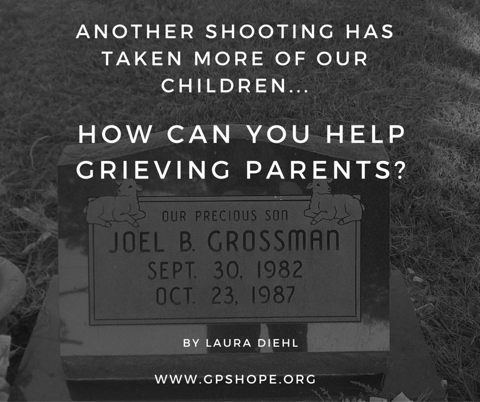 another shooting has taken more of our children