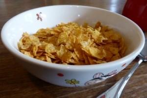 change - cornflakes