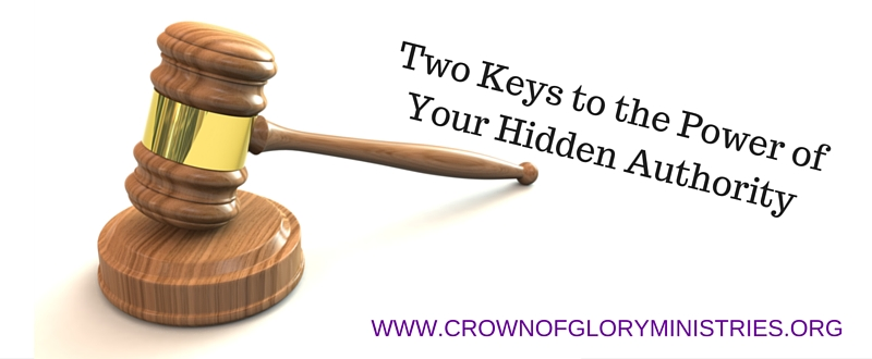 8. Two Keys to the Power of Your Hidden Authority