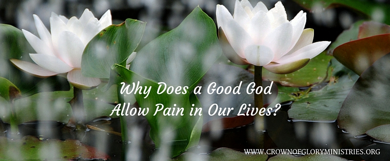9. Why Does a Good God Allow Pain in Our Lives_