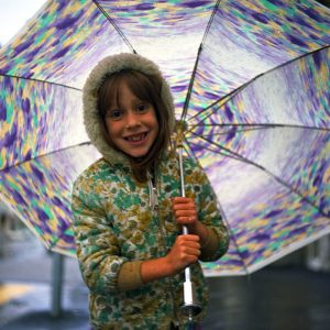 Child_with_umbrella,_1968