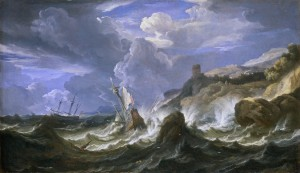 Pieter_Mulier_A_Ship_Wrecked_in_a_Storm_off_a_Rocky_Coast