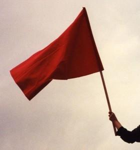 red flagc