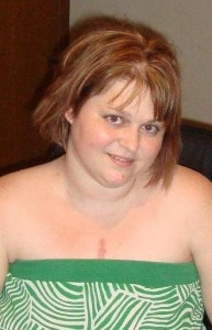 Rebecca Kelly (Diehl) Howard April 13, 1982 - October 12, 2011