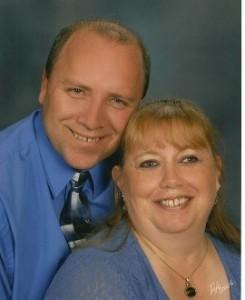 Donna and Allen