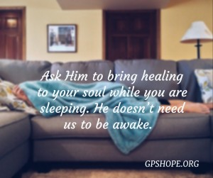 8. heal your soul while sleeping