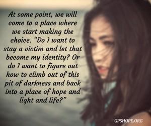 9. make a choice