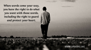17. guard your heart